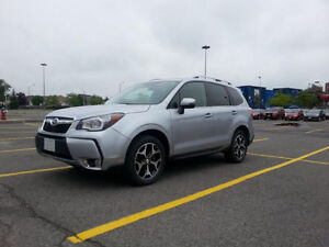2015 Subaru Forester XT Limited SUV, Crossover