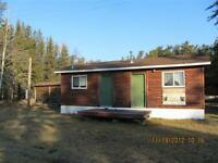 NORTHERN ONTARIO CAMP FOR SALE HUNTING & FISHING YEAR ROUND