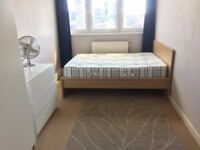 10 minutes to Central London room in Beautiful South London 07484228150