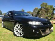2002 Holden Special Vehicles Clubsport VX II Black 6 Speed Manual Sedan Para Hills West Salisbury Area Preview