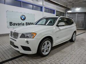 2014 BMW X3 xDrive28i M Sport Line