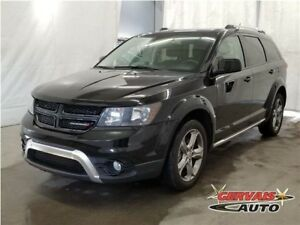 Dodge Journey Crossroad V6 7 Passagers Toit Ouvrant GPS Audio Al