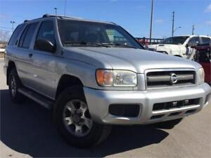 2003 Nissan Pathfinder Chilkoot Edition RARE MANUAL TRASMISSION