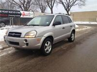 2005 Hyundai Tucson GL YOU WERE APROOVED YESTERDAY