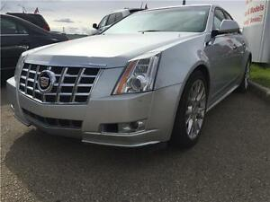 2012 Cadillac CTS Leather luxury text for approval 780-907-4401