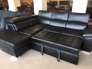 The Sectional That Does IT ALL
