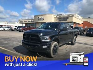 2015 Ram 2500 LARAMIE CREW 4X4 | NAV LEATHER