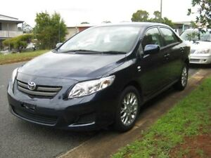 2007 Toyota Yaris NCP93R YRS Grey Hatchback West Ballina Ballina Area Preview