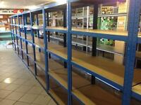 10 Bays Garage/ Shed / Office / Storeroom Shelving 1780x900x450