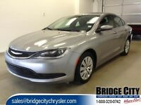 2015 Chrysler 200 4dr - ALL NEW and redesigned w/ 9 speed automa