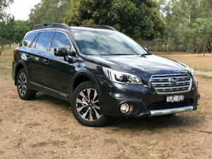 2016 Subaru Outback B6A MY17 2.5i CVT AWD Premium Grey 6 Speed Constant Variable Wagon