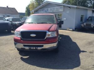 2007 Ford F-150 XLT Fully Certified! No Accidents!
