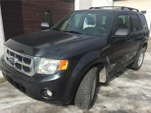 Belle Ford Escape 2008,A/C,grpe electric,MagmAWD,2.3L,3399$ wooo