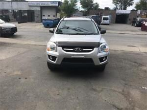 2009 KIA SPORTAGE LIMITED 4X4,AUTOMATIQUE,CUIR,TOIT,MAGS