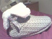 women s slipper boots