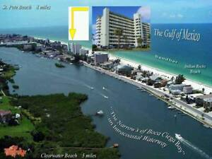 Clearwater/St. Petes Florida Beach Condo - Last minute deal!!