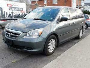 HONDA ODYSSEY LX 2007 ( 7 PASSAGERS, CRUISE CONTROL )