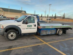 Tow Truck For Sale With Work Contracts And Company