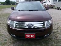 2010 Ford Edge SEL London Ontario Preview