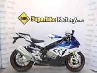 2016 16 BMW S1000RR SPORT LIGHT WHITE LUPIN BLUE