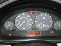 silver bmw convertible 2.2