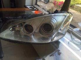 Mercedes Benz Driver offside headlight