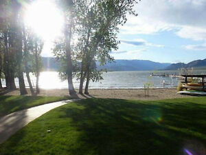 Casa Del Lago Summer Rental in Osoyoos: August 1 to September 15