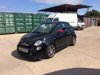Fiat 500 abarth 2009 years mot, excellent car