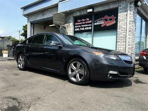 2013 Acura TL SH-AWD W/TECH PKG ***MANUAL 6 SPEED***