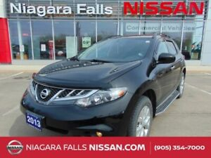 2013 Nissan Murano S AWD | LOOK AT THE KM! | REMOTE START | ICE