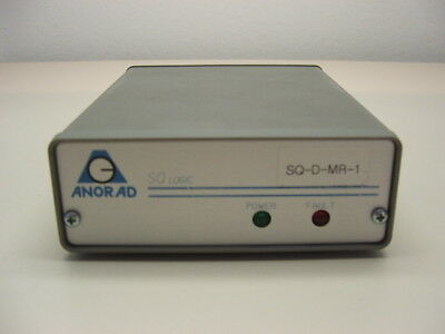 Set Of 2 Anorad Sq Logic Sq-d-mr-1 With 30 Day Warranty