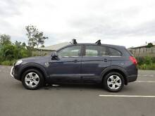 2007 Holden Captiva 4x4 Wagon Turbo Diesel 5 Speed Manual Sunnybank Brisbane South West Preview