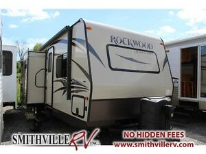 2015 FOREST RIVER ROCKWOOD ROO 2910TS