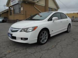 2010 ACURA CSX i-TECH Technology Package Leather Sunroof 192Km