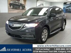 2015 Acura MDX Elite Package 4dr SH-AWD