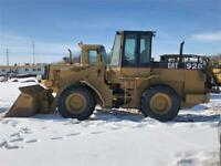 1994 CAT928 Wheel Loader w quick attach Edmonton Edmonton Area Preview