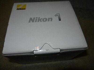 no lens open box Nikon 1 J4 Mirrorless white Digital Camera no warranty