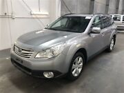 2009 Subaru Outback MY10 2.5I Premium Silver Continuous Variable Wagon Beresfield Newcastle Area Preview