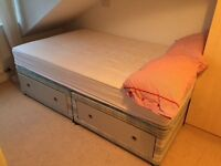 Free small double bed