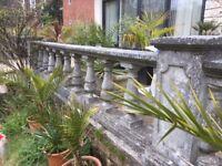 Balustrade-Garden walling