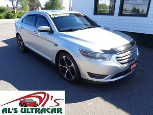 2014 Ford Taurus SEL AWD LEATHER & NAV $166 Bi-weekly all in!