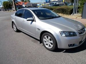 2007 Holden Berlina VE Silver 4 Speed Automatic Sedan Somerton Park Holdfast Bay Preview