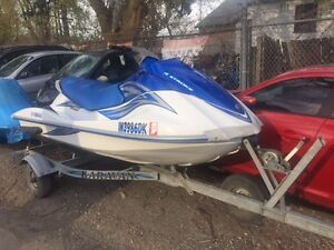 2006 Yamaha Waverunner VX110 Sport *Trailer and Cover Included**