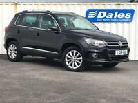 2015 Volkswagen Tiguan 2.0 TDi BlueMotion Tech Match 5dr DSG 5 door Estate