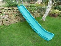 outdoor large slide