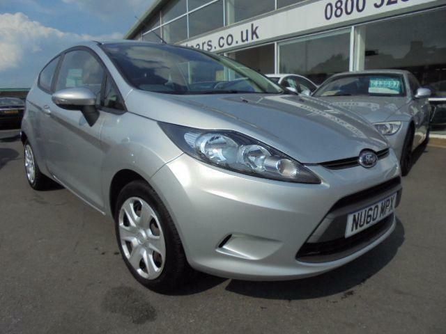 2010 Ford Fiesta 1.25 Edge 3dr [82] 3 door Hatchback