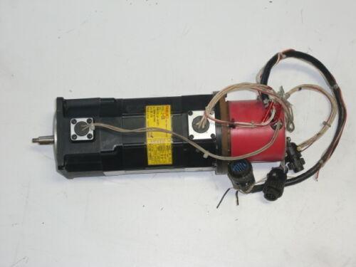 Fanuc Ac Servo Motor     A06b-0312-b351