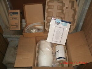 NEW AMWAY-E-84-Water-Filter-Treatment-System + 2 Extra filters