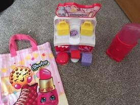 Shopkins Make Up Playset