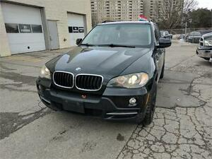 2007 BMW X5 3.0 SI ******* AS IS **** VERY CLEAN